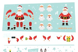 Another one Santa for animation