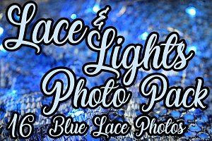 Lace and Lights Photo Pack