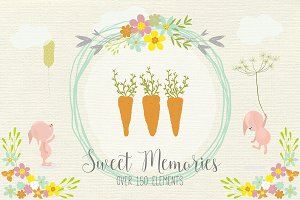 Sweet Memories Designers Pack