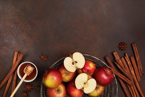 apples and spices