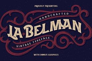 La Belman font + bonus