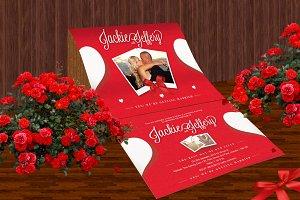 Invitation/Postcard Display Mockup