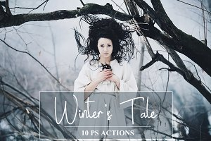 Winter's Tale - 10 PS Actions