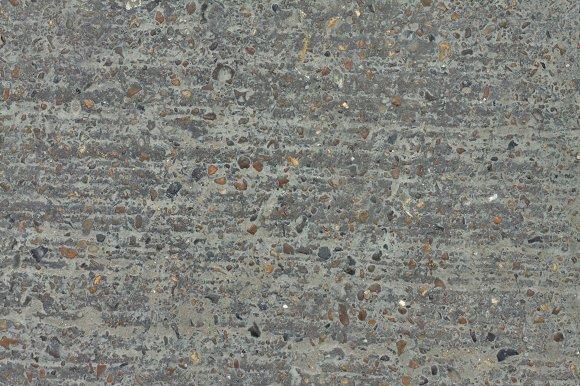 Concrete Texture + Tileable Version