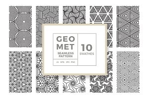 Geo Met Seamless Pattern Vol 2