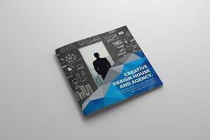 Corporate Square Bi-Fold