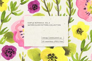 Subtle Botanica. Vol.4