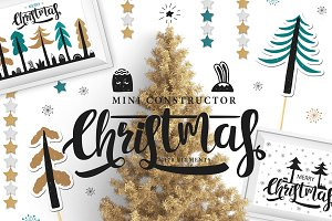 Christmas mini constructor