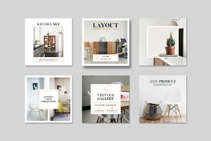 Layout Instagram Pack