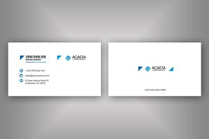 D-3 Business Card