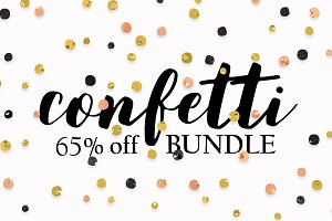 65% OFF! Confetti Bundle