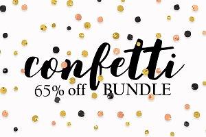65% OFF Confetti Bundle!