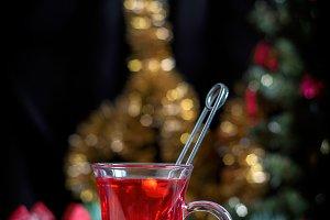 tea from a viburnum