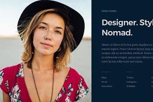 Split - Minimal WordPress Theme