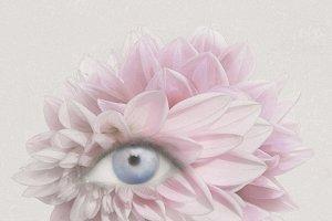 Petals Eye