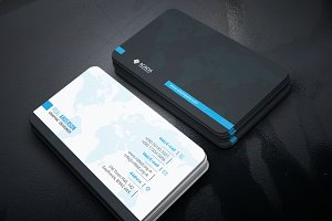 D-7 Business Card