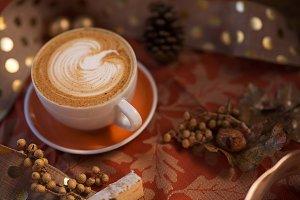 Seasonal Coffee Beverage 2a