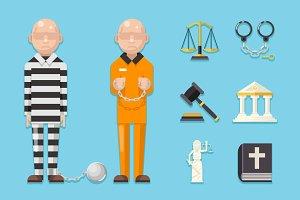 Prisoner law justice