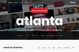 Atlanta - Creative Portfolio