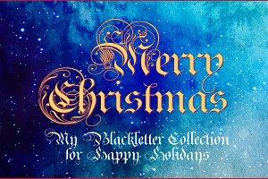 Royal Bavarian Christmas Packet
