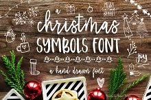 by  in Christmas Fonts