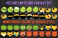 by  in Halloween Emoticons