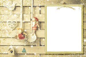 Menu Christmas cards