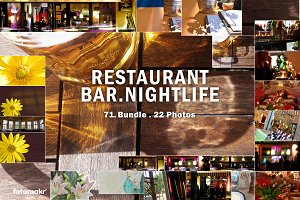 Restaurant Bar Cafe Nightlife