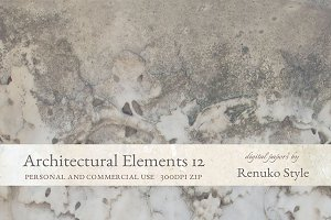 Architectural Elements 12 - 8 Pack
