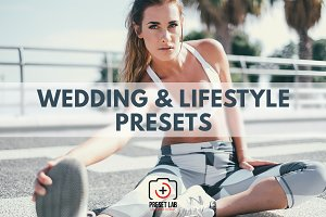 21 Wedding & Lifestyle Presets