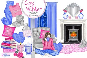 Cosy winter collection