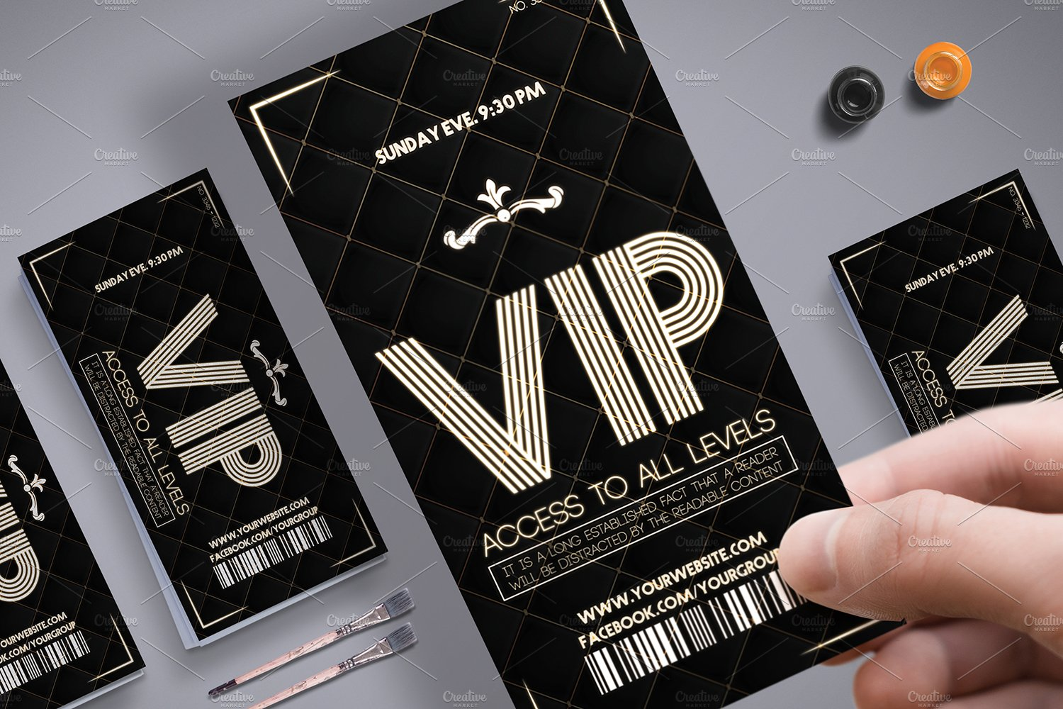 Vip Pass Luxury VIP Pass...