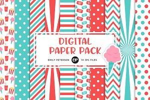 Carnival Digital Papers