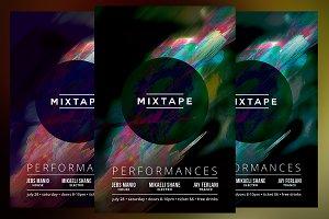 Mixtape Flyer