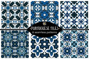 Set 103 - 6 Seamless Patterns