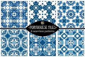 Set 104 - 6 Seamless Patterns