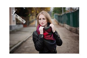 LR Portrait Preset AutumnMood
