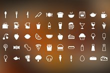 meal choice icons