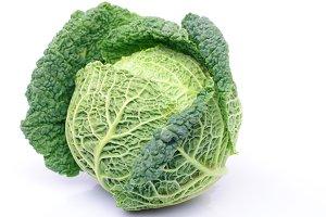 Cabbage isoalated