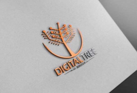 Digital Tree Version 2