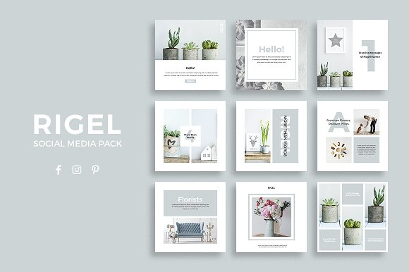 Rigel Complete Pack in Presentation Templates - product preview 2