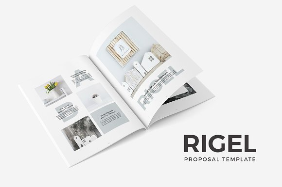 Rigel Complete Pack in Presentation Templates - product preview 4