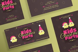 Flyers | Kids Christmas Party