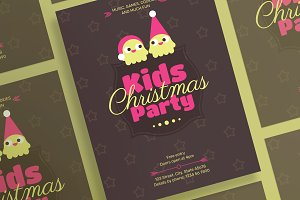 Posters | Kids Christmas Party