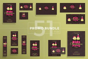 Promo Bundle | Kids Christmas Party