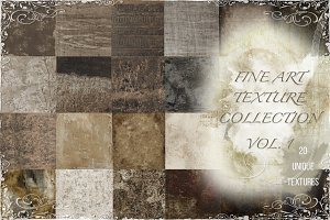 Fine art texture collection vol. 1