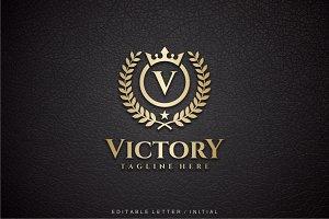 Victory - Letter V Logo