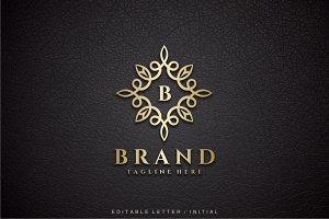 Brand - Letter B Logo