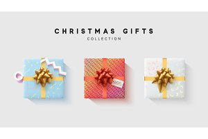 Christmas of gift box