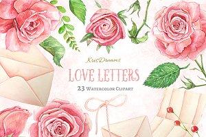 Love Letter Clipart